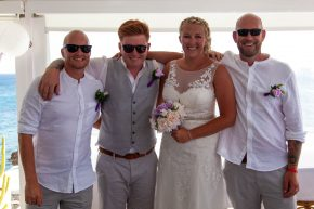 Zoe & Sam Costa Teguise Wedding Lanzarote